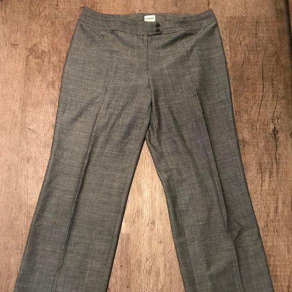 bc0495dbf9f9 Chico s Pants - Chico s Women s Gray Plus Size Dress Pants